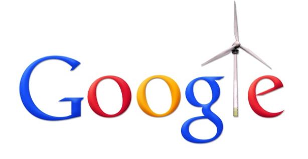 Google : la firme affirme utiliser 100 % d'énergie renouvelable en…