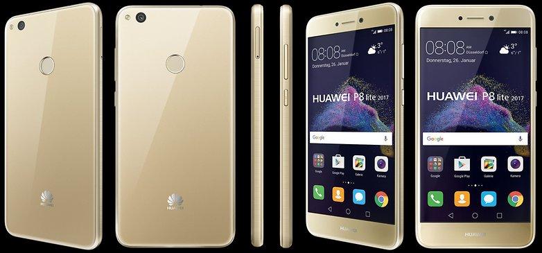 Le Huawei P8 Lite 2017 A Ete Annonce Par La Marque Chinoise