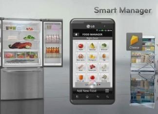 Smart Réfrigérateurs LG