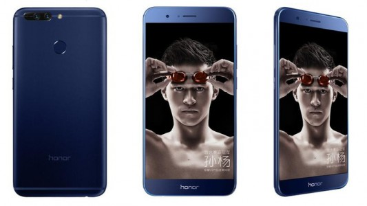 Honor officialise le V9 !