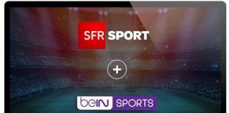 SFR SPORT beIN SPORTS