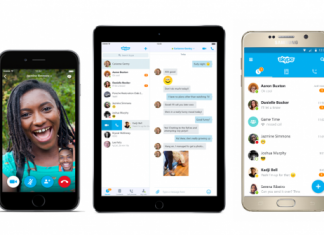 Skype Android iOS