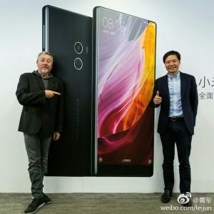 Dernières rumeurs sur le Xiaomi Mi Mix 2
