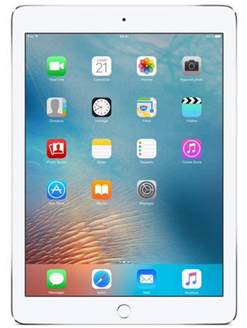 apple ipad pro 9 7 pouces argent 841 1 - Comparatif des meilleures tablettes blanches 4G de 2017