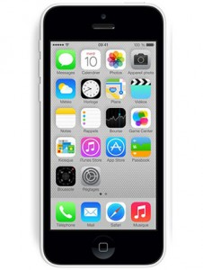 Apple iPhone 5C 16Go Blanc