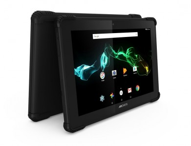 Archos 101 Saphir : une tablette Android durcie