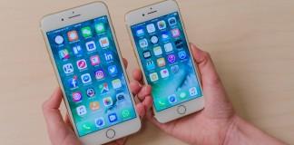 iPhone 7 et 7 Plus