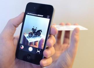 Apple réalité augmentée