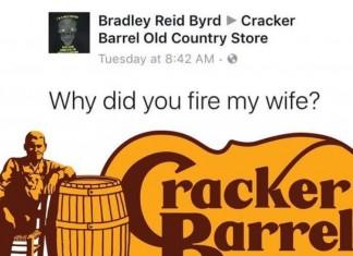 Il demande sur Facebook pourquoi sa famme a été virée