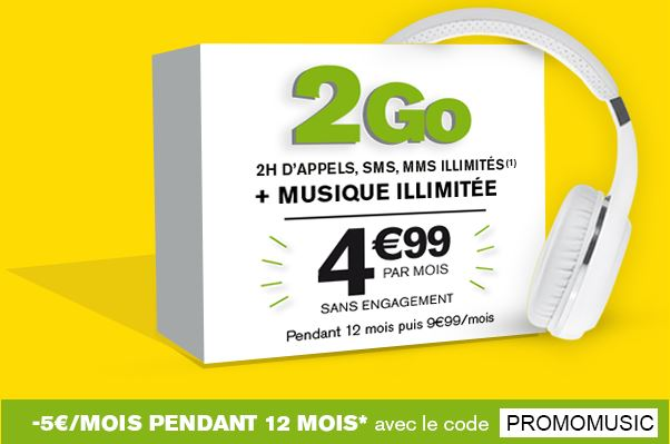 prolongation promo la poste mobile 2h 2go euros meilleur mobile. Black Bedroom Furniture Sets. Home Design Ideas