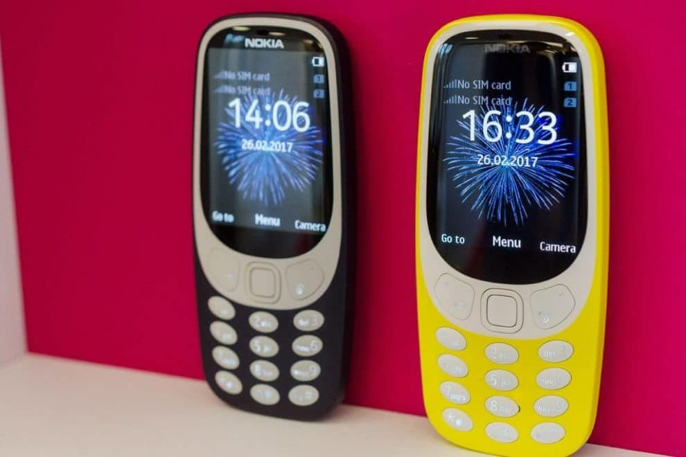 nokia 3310 la date de sortie du t l phone en france a. Black Bedroom Furniture Sets. Home Design Ideas