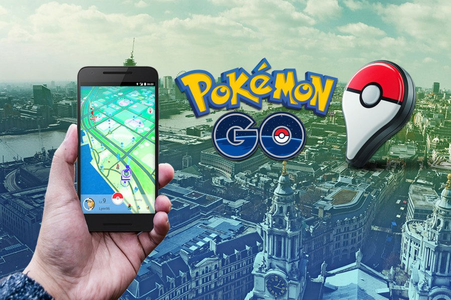 Pokémon Go Niantic Nintendo application