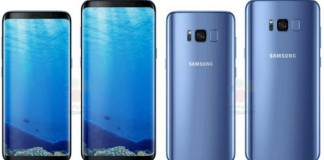 Samsung Galaxy S8 et S8 Plus