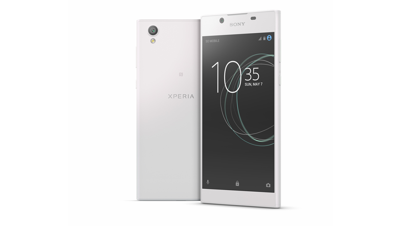 Sony : le lancement du Sony Xperia L1