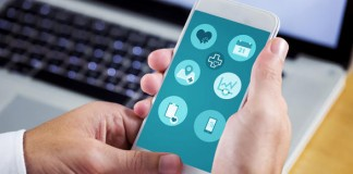 Utilisation médicale d'un smartphone