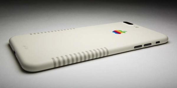 ColorWare propose des iPhone 7 Plus version Macintosh