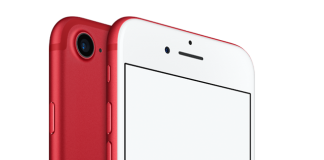 iPhone 7 256 Go Rouge Happy Hours Fnac