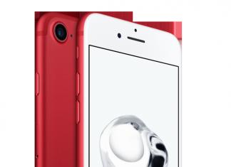 iPhone 7 256 Go Rouge Happy Hours Fnac