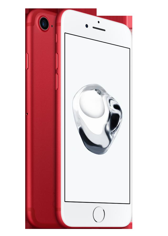 l 39 iphone 7 product red 128 go 879 chez boulanger. Black Bedroom Furniture Sets. Home Design Ideas