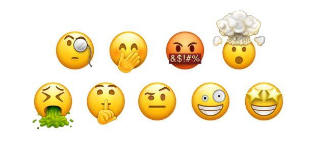 L'évolution des emojis d'iPhone depuis leur 10 ans d'existence