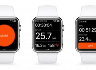 Strava Apple Watch 2