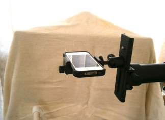 iPhone 4s scanner