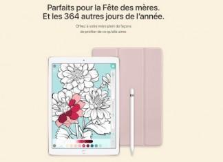 Apple guide d'achat pour la fête des mères