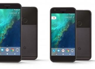 Google Pixel et Google Pixel XL