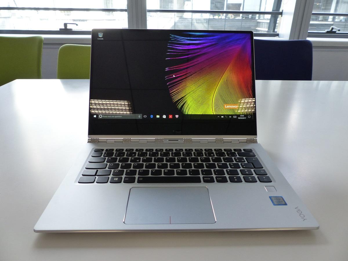 Lenovo Yoga 910 - écran de 13.9 pouces Full HD