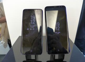 Samsung Galaxy S8 et Samsung Galaxy S8+
