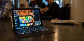 Surface Pro 5 concept