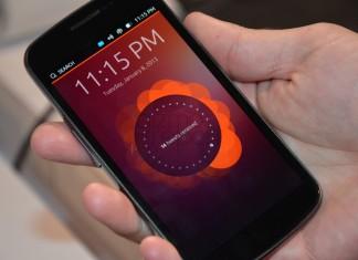 Ubuntu pour smartphones