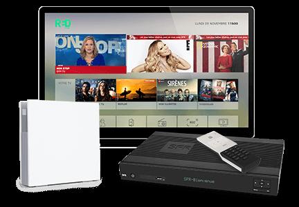 Promo RED : l'offre RED Box fibre passe à 10 ¤/mois