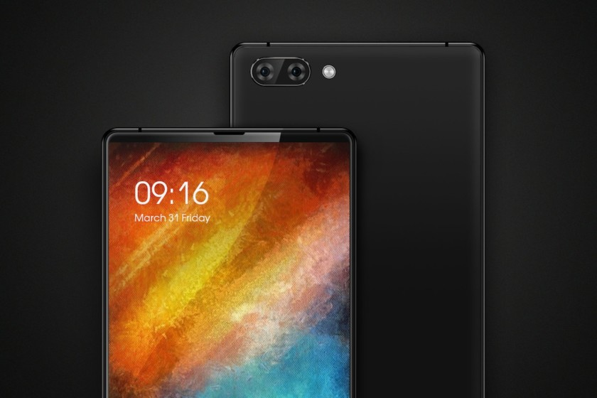 Bon plan Maze Alpha : un smartphone borderless à moins de 100 euros sur GearBest !