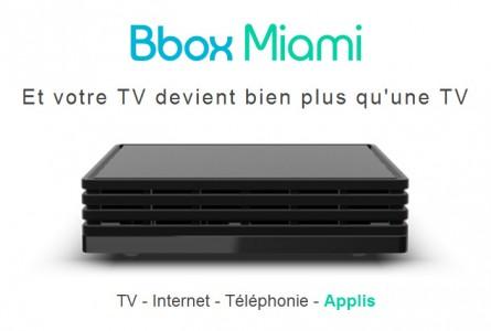 bbox miami votre tv devient bien plus qu une tv 445x300 - Guide d'achat - Quelle Box VDSL2 prendre actuellement ?