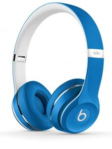 Beats By Dre Solo2 Bleu Clair