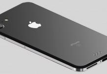 iPhone 8 dos concept