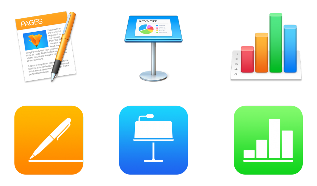 IWork, iMovie et GarageBand sont maintenant gratuits pour tous les clients d'Apple