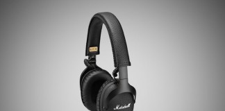Casque Marshall Bluetooth Monitor