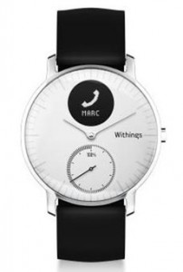 Withings Steel HR 36mm Blanc