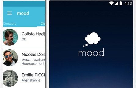how to use mood messenger