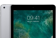 Apple iPad 9.7 pouces 32Go WiFi
