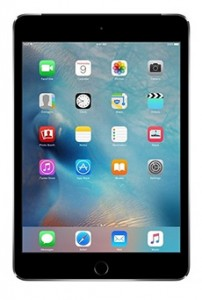 Apple iPad Mini 4 16Go Gris Sidéral