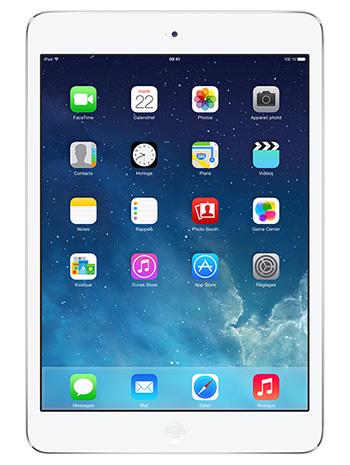 Apple iPad Mini Retina 128Go 4G Argent
