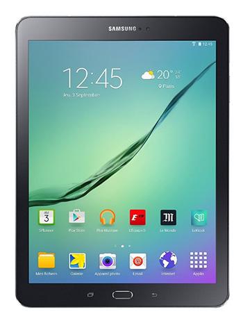 Samsung Galaxy Tab S2 9.7 4G Noir