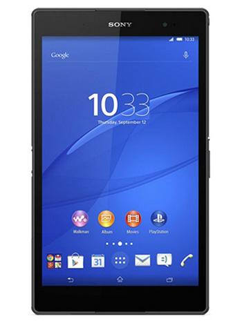 Sony Xperia Z3 Tablet Compact 16Go 4G Noir