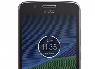 Lenovo Moto G5 Gris