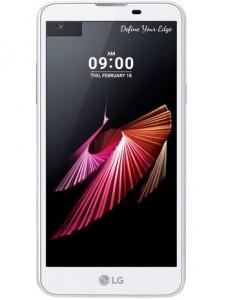 LG X Screen Blanc