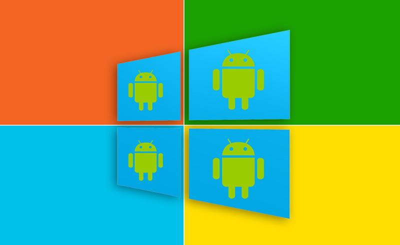 Android est devenu la plateforme principale pour accéder à Internet et dépasse Windows