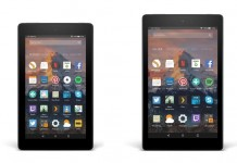 Amazon Fire 7 et Amazon Fire HD 8